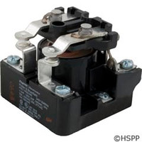Potter & Brumfield Relay Prd Style Dpst 30Amp 240Vac Coil -