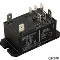 Potter & Brumfield T-92 Relay Dpdt 110Vac Coil (Pb #T92S11A22-120) - T92S11A22-120