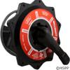 "Praher Canada Ltd Key Hub Assembly Black, 2"" Valve - E-50-S2B"