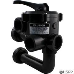 "Praher Canada Ltd Mpv, 1-1/2"", Sm-10-3 W/Hayward Plumbing (5"" Centers) 1.5"" Fp - SM1-HP3"