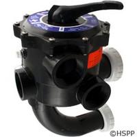 "Praher Canada Ltd Mpv, 2"", Sm20-2 W/Sta-Rite Plumbing, 2"" Fpt, Black - SM2-SR2"