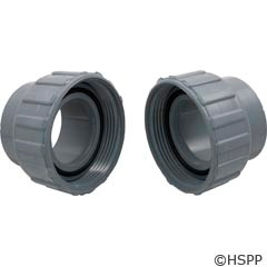 "Raypak 2"" Pvc Connector/Nut(2) 185-405-Kit - 006723F"