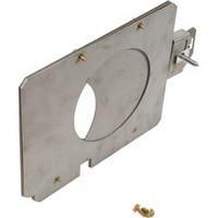 Raypak Air Shutter, R265 & R335 - 008134F