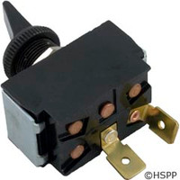 Raypak Switch-Toggle Spst 3A/6A Blk - 650595