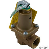 Raypak Pressure Relief Valve 125 Psi (Optional)  266A,336A,406A - 007224F