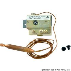 Raypak Thermostat 151 Cal Iii & Spa Pak, - 600827B