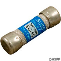 Buss Fuses Time Delay Fuse 125V 10A Sc -
