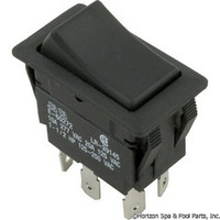 Generic Rocker Switch, Dpdt, 240V -