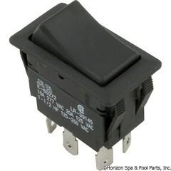 Generic Rocker Switch, Dpdt, 240V -