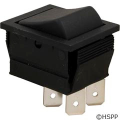 Generic Rocker Switch, Dpst, 240V -