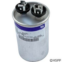 "Essex Group Run Capacitor, 22.5 Mfd, 370Vac 1-3/4""X2-7/8"" - RD-22.5-370"