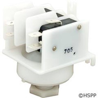 Pres Air Trol 3-F Switch, Thd Black Cam, 2 Microswitches - MTK-211A