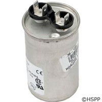 "Essex Group Run Capacitor, 30 Mfd, 370Vac 1-3/4""X2-7/8"" - 5VR0303"