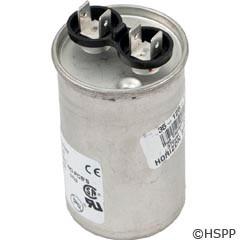 "Essex Group Run Capacitor, 30 Mfd, 370Vac 1-3/4""X2-7/8"" - 5VR0303"