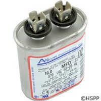 A.O. Smith Electrical Products Run Capacitor 10Mfd 370Vac - 17035502