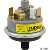 Tecmark Corporation 3902 Univ. Pressure Switch, W/Out Brass Fittings - 3902