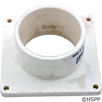 "Magic Plastics Flange 2""Spg - 0040101020"