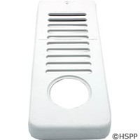 Balboa Water Group/ITT Strip Skimmer Face Plate, White - 30-6520WHT