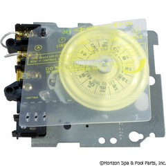Intermatic Timer Mech Spst 125V 24Hr Yellow Dial - T101M