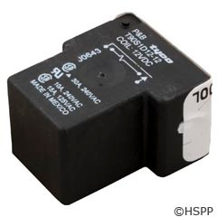 Potter & Brumfield Relay, T-90 Type, 12Vdc Coil Magnecraft W90S1D12-12 -