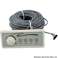 Brett Aqualine Bl-S-125 Standard Spa Side, 125` Cable - 24-3100-125