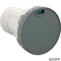 "Balboa Water Group/ITT Slimline Air Control, 1"" Gray - 10-2310GRY"
