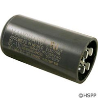 "Essex Group Start Capacitor, 130-156 Mfd, 125Vac 1-7/16""X2-3/4"" - BC-130"