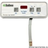 Balboa Water Group Panel, Lite Duplex Digital Led, No Blower - 54105