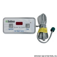 Balboa Water Group Panel, Lite Digital (6-Conductor),7Ft Cord - 51705