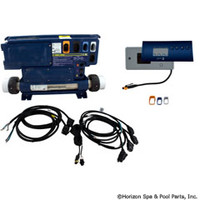 Gecko Alliance Control,In.Xe,4Kw 120/240V,P1,Bl,Oz,L,Tsc-19,20Ft Cable -