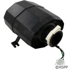 Hydro-Quip Blower Res S Mt 1.5Hp 120V 7A 3 Pin Pigtail Silent Aire - 994-56002-7C-S