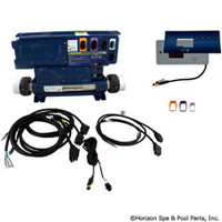 Gecko Alliance Control,In.Xe,4Kw 120/240V,P1,P2,Oz,L,Tsc-19,20Ft Cable -