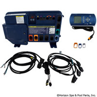 Gecko Alliance Control,In.Xm,In.Therm,P1,P2,Cp,Bl,Oz,L,Acc,In.K600 Graphic - 240v Pumps
