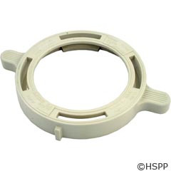 Pentair Pool Products Clamp,Cam/Ramp Style,Plastic, Almond,Wf (After 12/17/99) - 357199