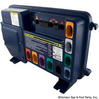Gecko Alliance In.Xm System,(3)Pump,(4)5Amp Access,(No Heat,Cords,Panel) - 0601-221030