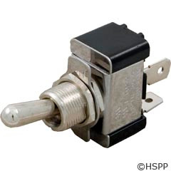 Generic Toggle Switch, Spst, 120V -