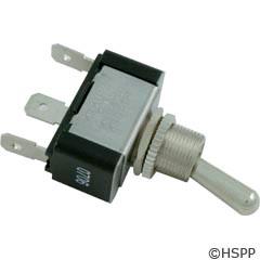 Generic Toggle Switch, Spdt, 120V -