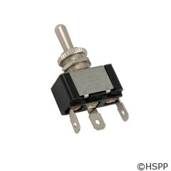 Generic Toggle Switch, Spdt Center Off -
