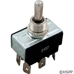 Generic Toggle Switch, Dpdt Center Off -