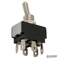 Generic Toggle Switch, Dpdt, 240V -