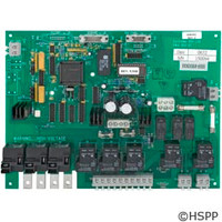 Sundance Spas Pcb Lcd 2002 Domestic/J300 Lcd, 1&2-Pump, 60Hz - 6600-092