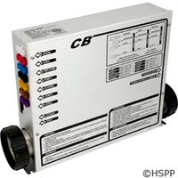 United Spas Cb Electronic Control Box(Heater On Bottom) - HZCB