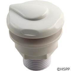 """Custom Molded Products Mini Air Control Assy, 1/2"""" White (Generic) - 25099-000-000"""