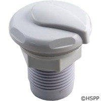 "Custom Molded Products Std Air Control Assy, 1"" White (Generic) - 25098-000-000"