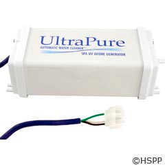 Ultra Pure Water Quality Ups350 240V Ultrapure Spa Ozonator 4-Pin Amp - 1006521