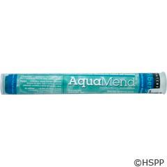 Polymeric Systems Aquamend Underwater Repair Epoxy Putty, 4 Oz. Stick -