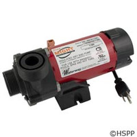 "Waterway Plastics Tiny Might Circ Pump 1/2""Sxs/1""Un, 110V - 3312610-1401"