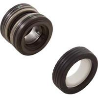 US Seal Mfg. Shaft Seal, Ps-3864, Ozone/Salt Svc, Viton - PS-3864