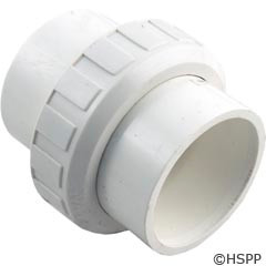 Waterco USA Barrel Union 2 Slip (White) - WC122250