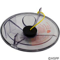 Waterco USA Bh Skimmer Control Plate Assy - 51B1024
